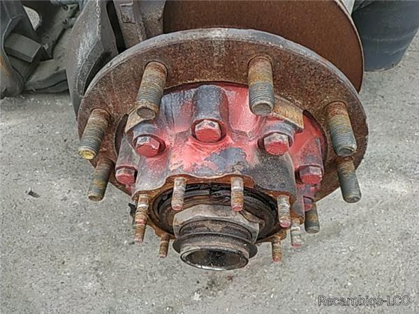 Buje Scania Serie 4 (P/R 124 C)(1996->) FG     420 (4X2)  E3 [11 wheel hub for SCANIA Serie 4 (P/R 124 C)(1996->) FG 420 (4X2) E3 [11,7 Ltr. - 309 kW Diesel] tractor unit