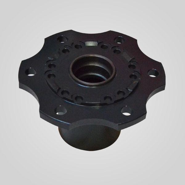 new DAF wheel hub for DAF LF45 truck