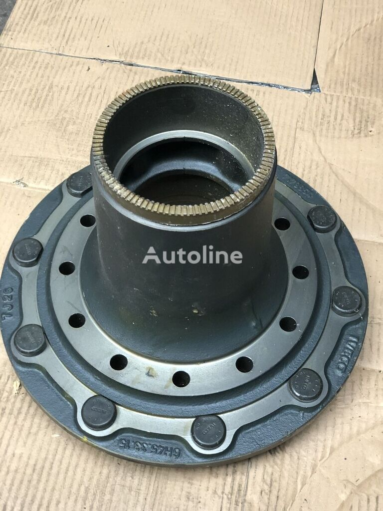 new IVECO wheel hub for truck