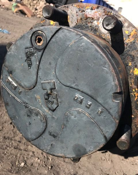 LM 435 wheel hub for NEW HOLLAND tractor