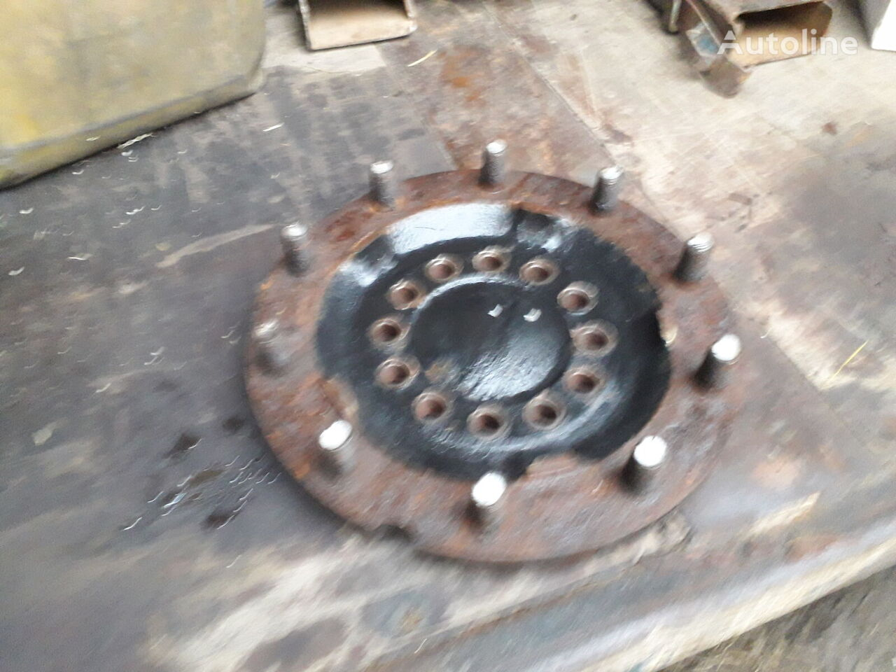 MAN wheel hub for MAN  TGA truck
