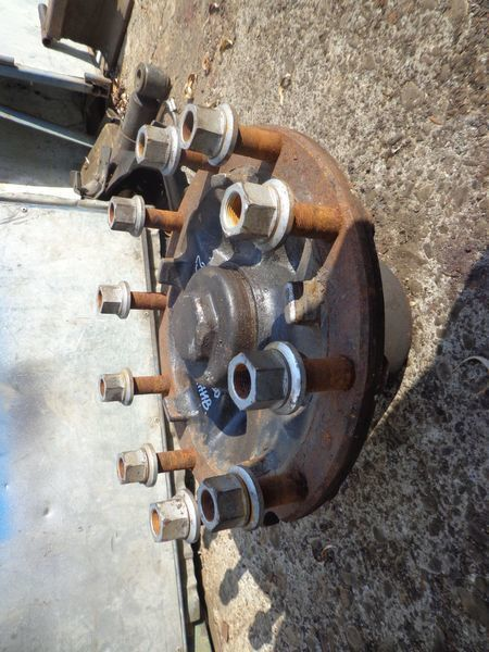 MAN wheel hub for MAN ME, F2000 truck