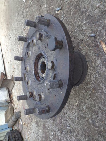 MAN wheel hub for MAN 18 truck