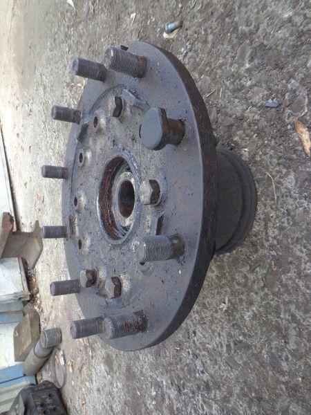 wheel hub for MAN 18 truck