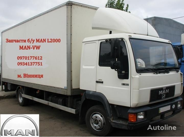 Man L2000 Stupicy Perednie Zadnie s podshypnikami. wheel hub for MAN L2000 truck