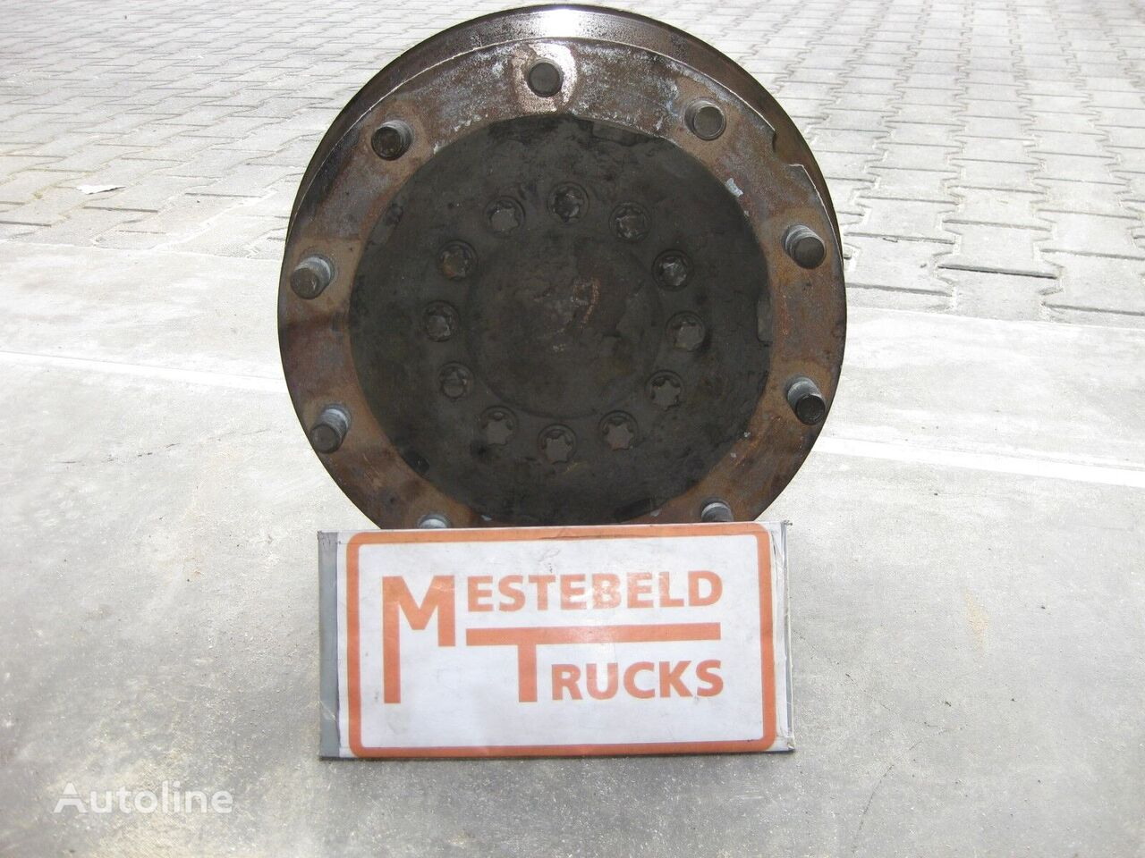 MAN Voorwielnaaf wheel hub for MAN truck