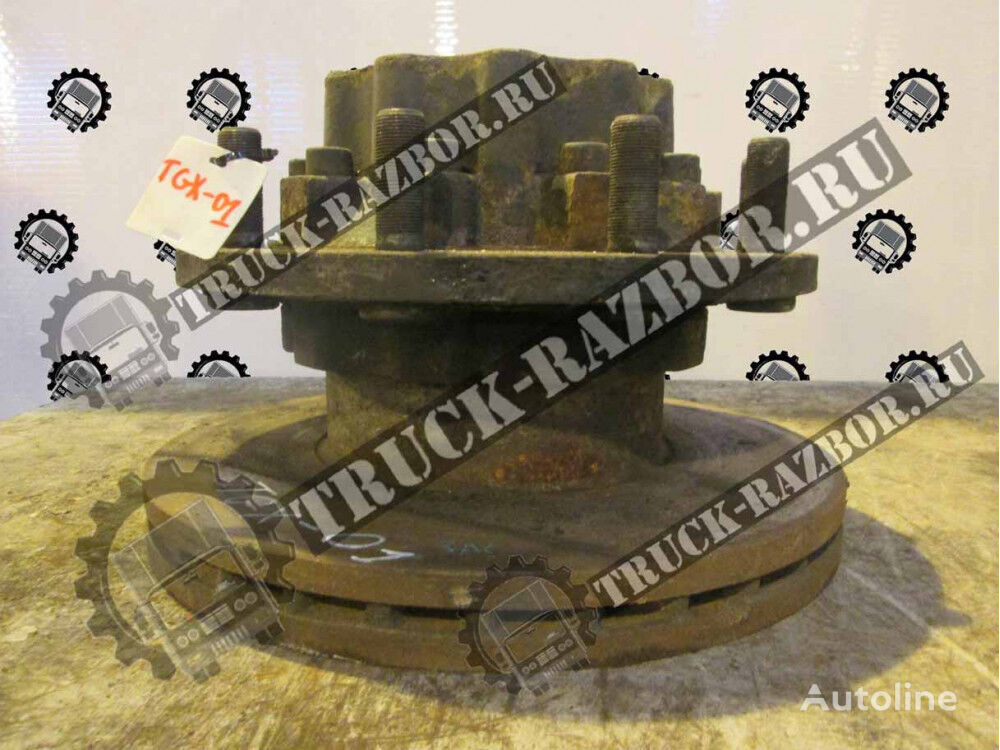 MAN ZAD wheel hub for MAN tractor unit