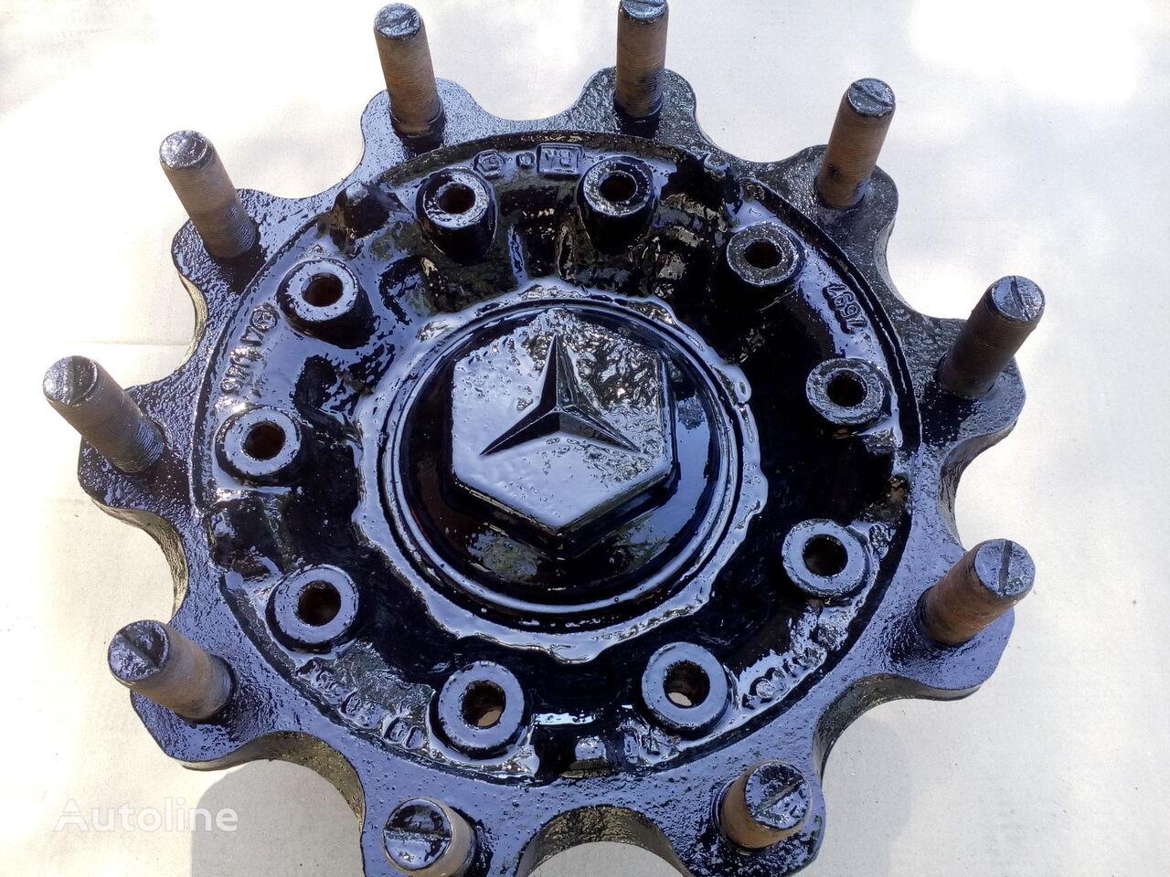 MERCEDES-BENZ wheel hub for SCHMITZ CARGOBULL Schwarzmüller, Fruehauf, Kögel, Vanhool, Samro, Krone semi-trailer
