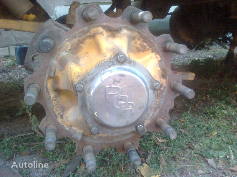 ROR wheel hub for semi-trailer