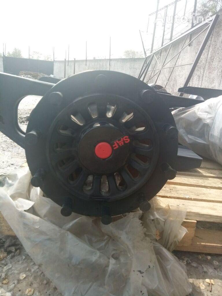 new SAF wheel hub for SAF semi-trailer