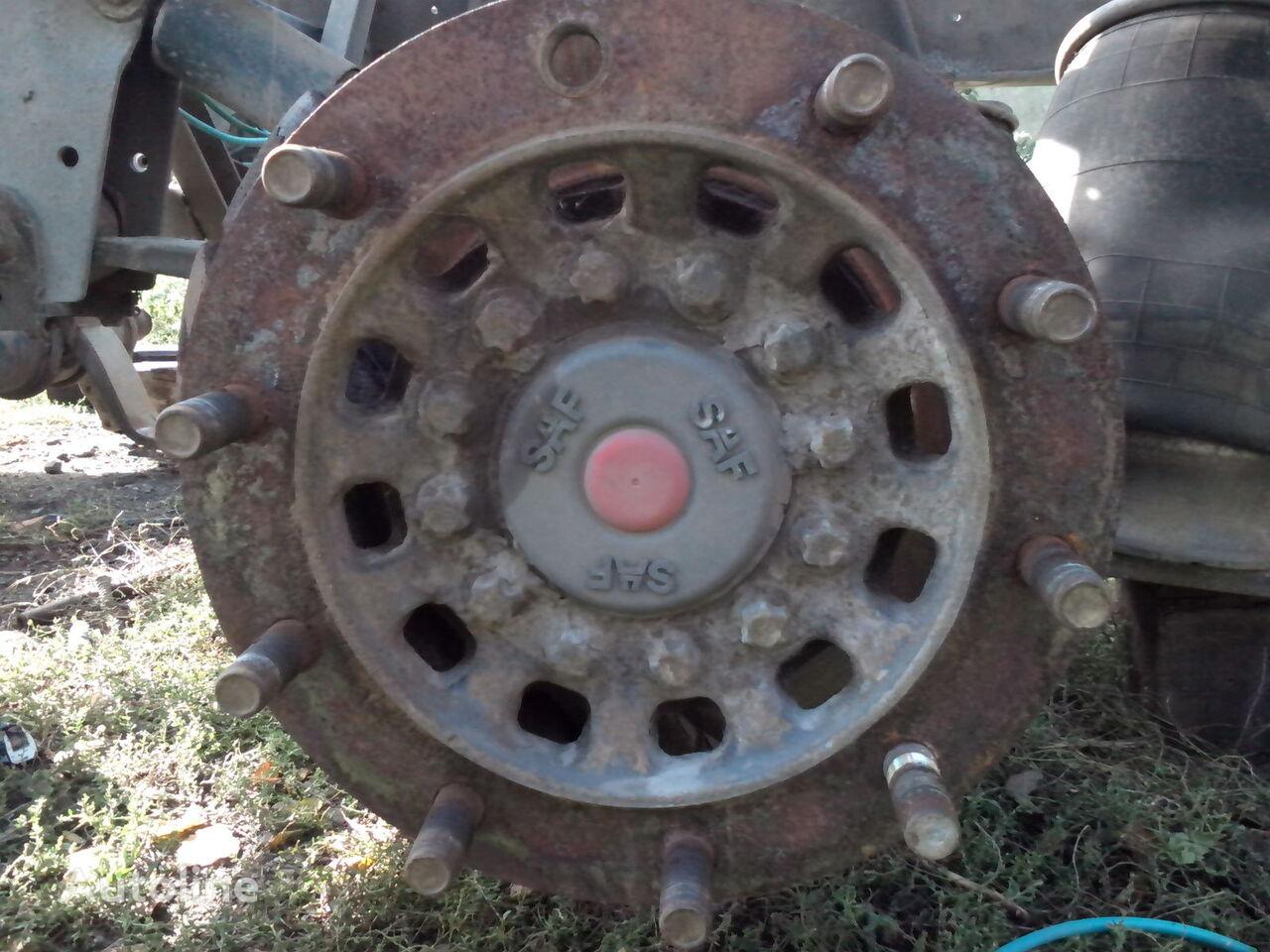 SAF wheel hub for semi-trailer
