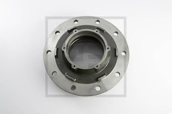 new SAF 1307112901 wheel hub for SAF semi-trailer