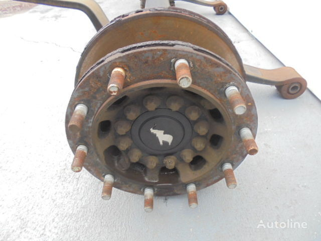 SCHMITZ CARGOBULL wheel hub for SCHMITZ CARGOBULL semi-trailer