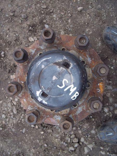 SMB wheel hub for semi-trailer