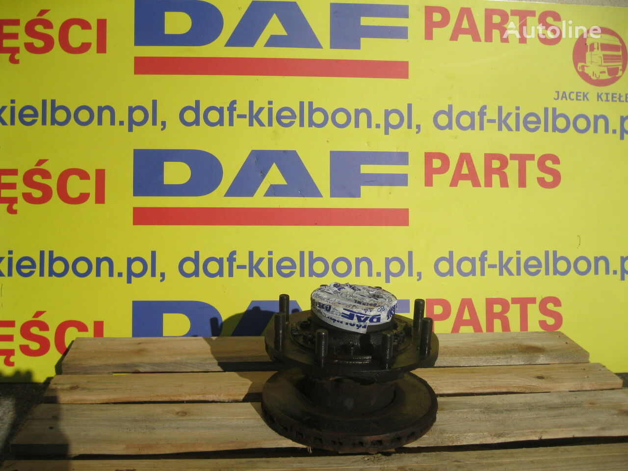 TYLNA TYŁ wheel hub for DAF LF 45/55 truck
