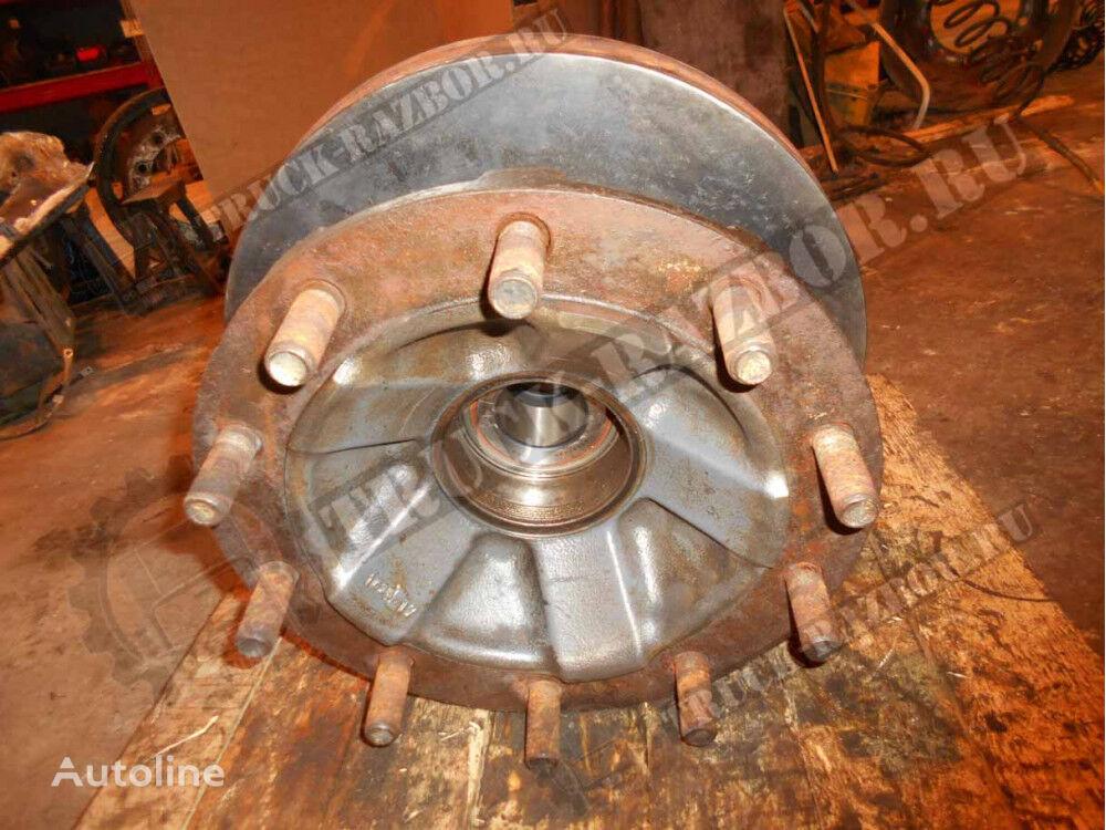 VOLVO perednyaya, d=58 wheel hub for VOLVO tractor unit