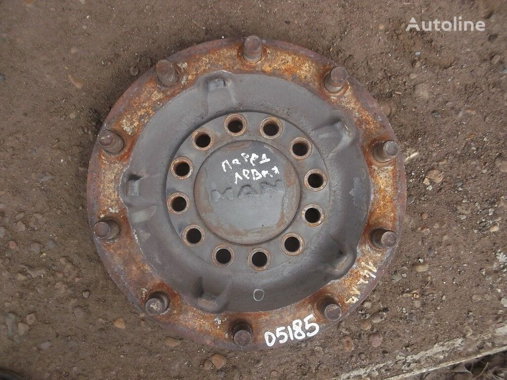 Flanec stupicy MAN wheel hub for truck