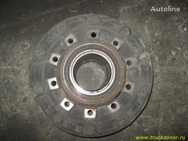 zadnyaya (diskovye tormoza) wheel hub for MAN truck