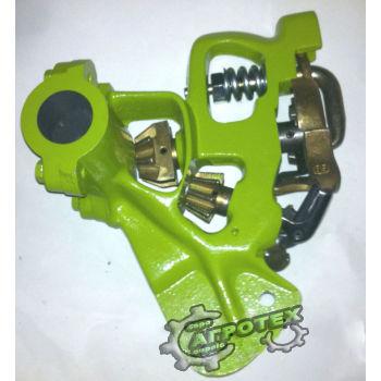 new CLAAS ( sektor vyazalnogo apparata ) winding device for CLAAS MARKANT baler