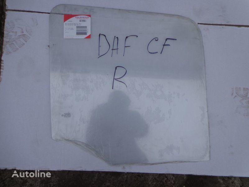 new podemnoe windowpane for DAF CF tractor unit