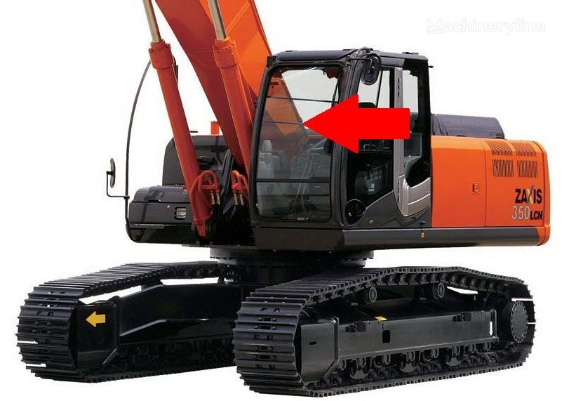 new windshield for HITACHI ZX110-ZX870 LC-3, LCN-3  excavator