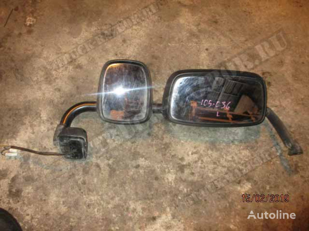 wing mirror for DAF tractor unit