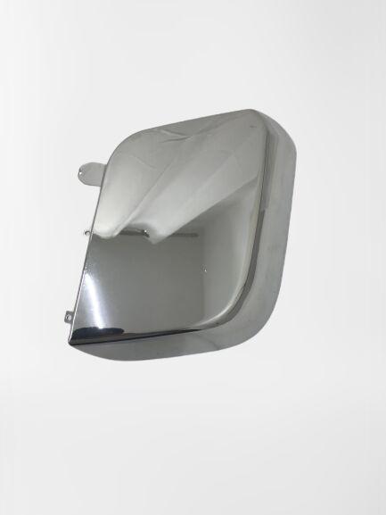 new Blende, Außenspiegel, links, glänzendes Chrom, passend für Merce (9608111807) wing mirror for tractor unit