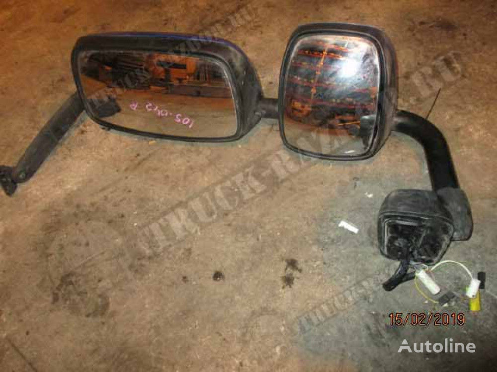 R wing mirror for DAF tractor unit