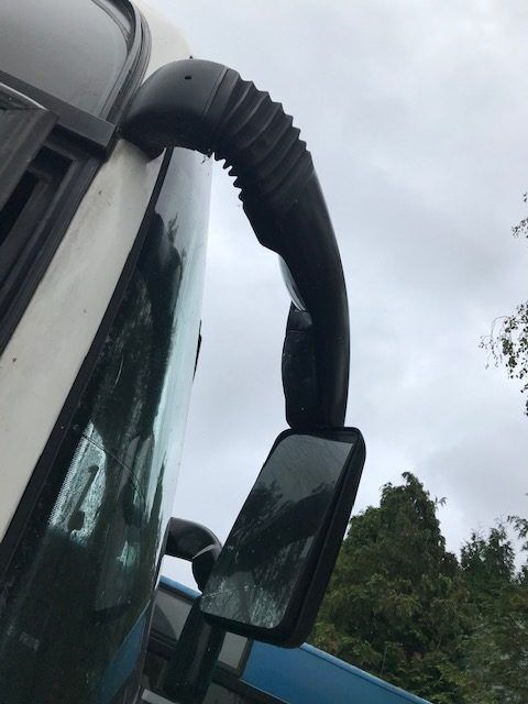 wing mirror for VOLVO 9700 bus