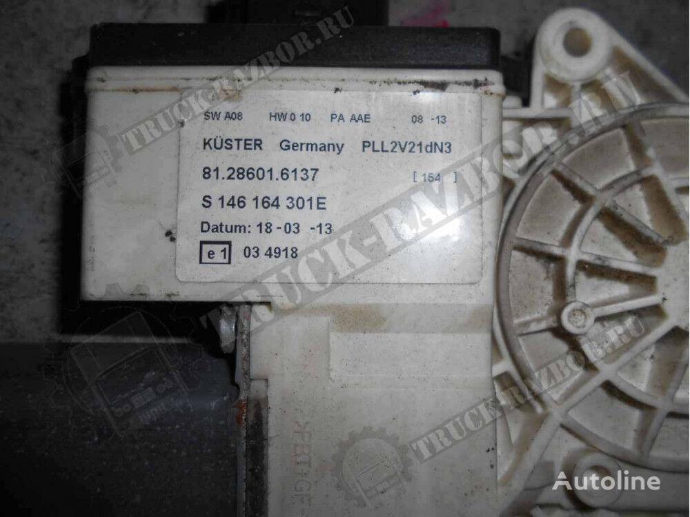 wiper motor for L tractor unit