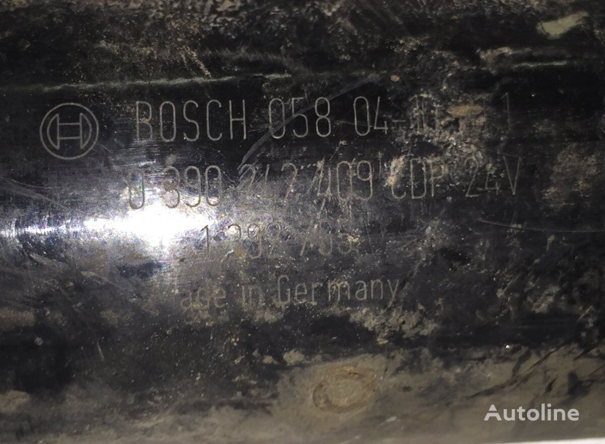 BOSCH wiper motor for SCANIA 4-series 94/114/124/144/164 (1995-2004) tractor unit