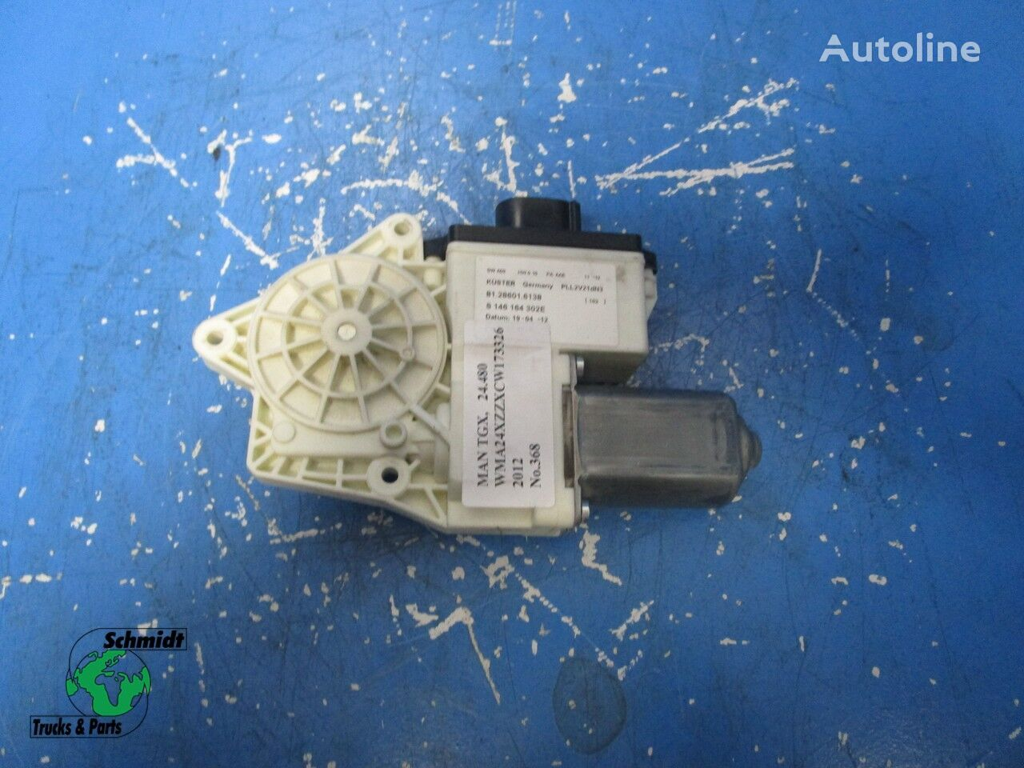 MAN Zijruitmotor 81.28601.6138 wiper motor for MAN   tractor unit
