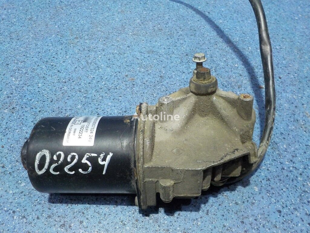 SCANIA wiper motor for truck