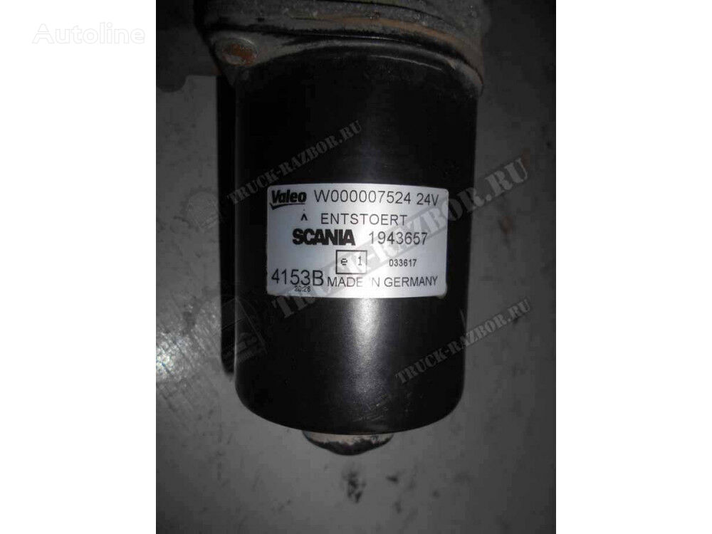 SCANIA wiper motor for SCANIA tractor unit