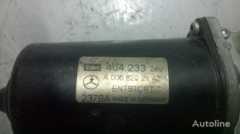 VALEO Actros MP1 1840 (01.96-12.02) wiper motor for MERCEDES-BENZ Actros MP1 (1996-2002) truck