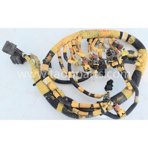 wiring for KOMATSU WA500-3 wheel loader