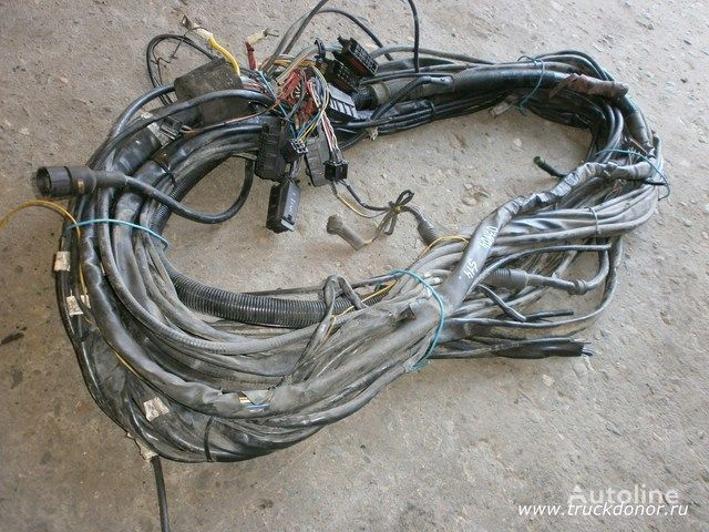 wiring for SCANIA truck