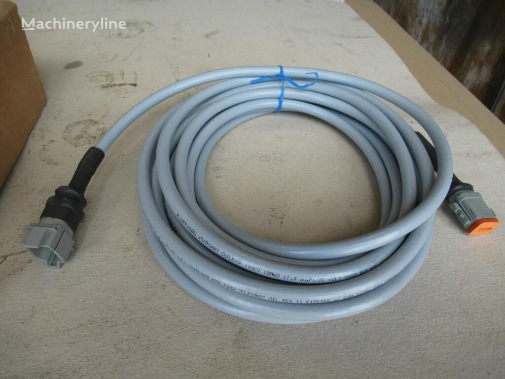 new 434105 wiring for excavator