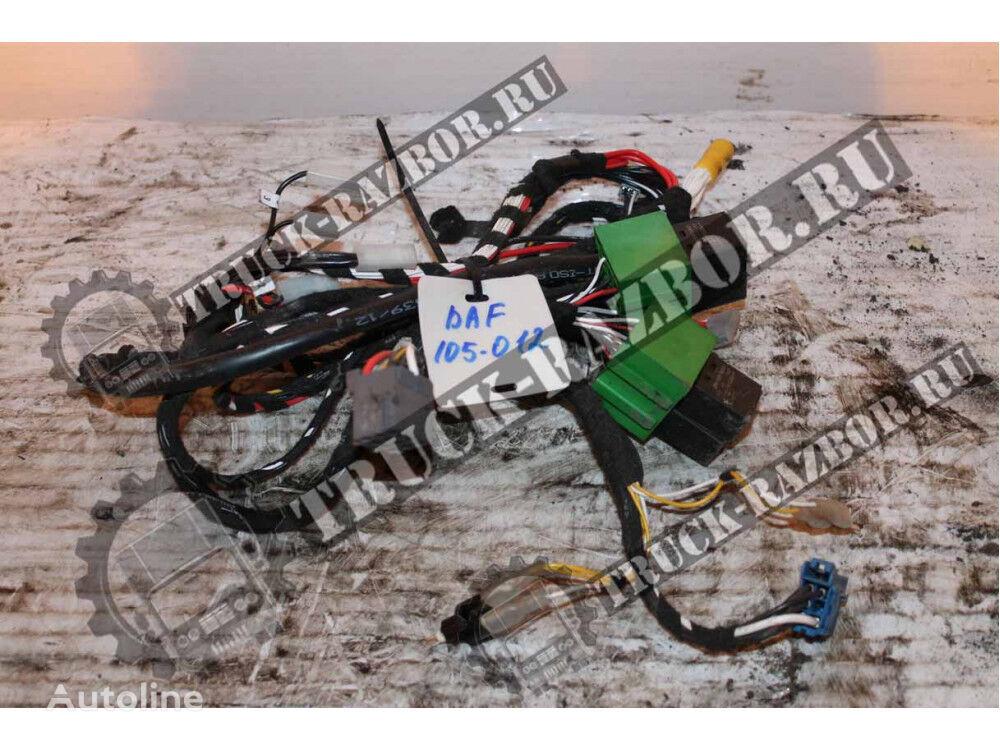 DAF pechki wiring for DAF XF105  tractor unit