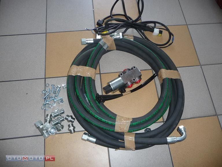 wiring for JCB  3CX 4CX NOWA INSTALACJA DO MŁOTA !, - Standardowe excavator