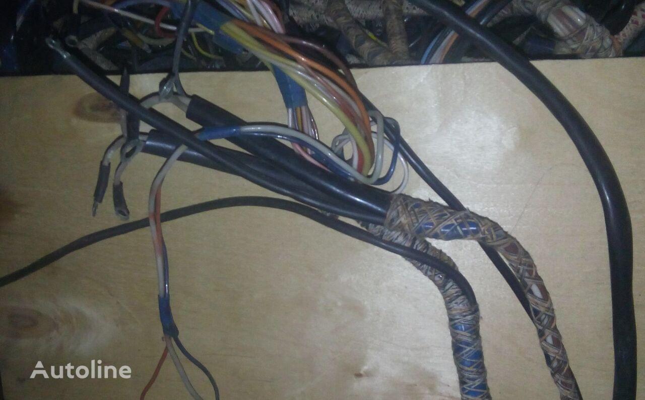 wiring for LVOVSKII material handling equipment
