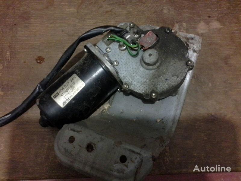Motor shchotok, blok pridohraniteliv Man wiring for MAN truck