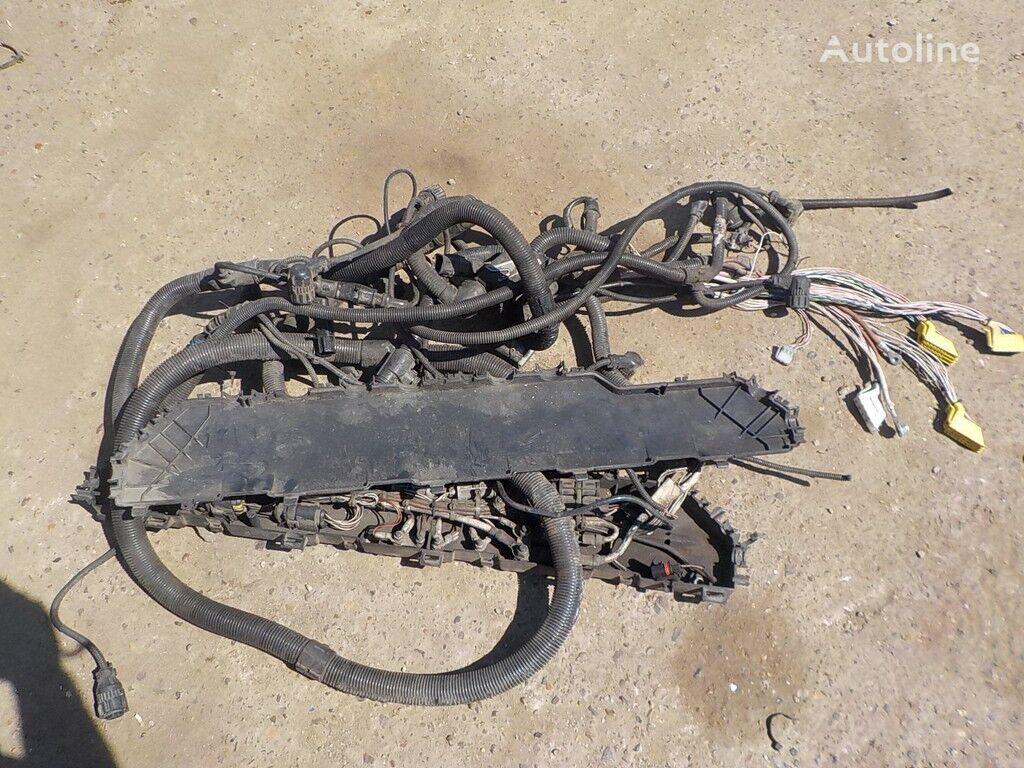 Kabelnaya shahta so zhgutom provodov EDC wiring for MAN truck
