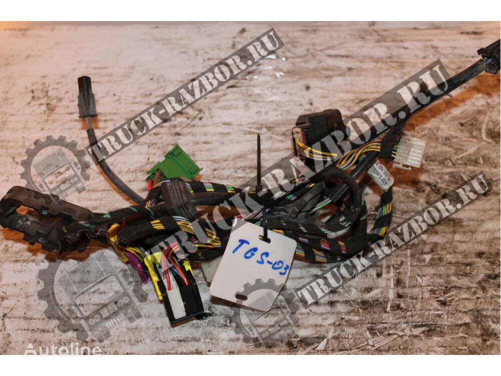 MAN provodka pechki wiring for MAN TGS   tractor unit