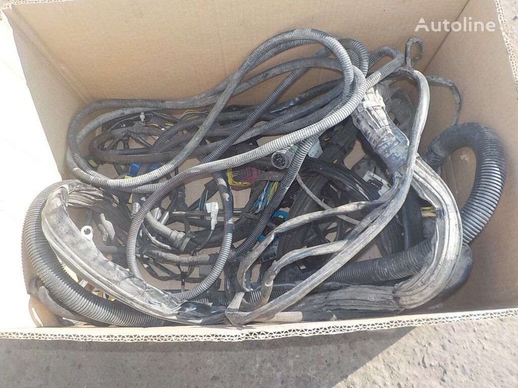 wiring for MERCEDES-BENZ truck