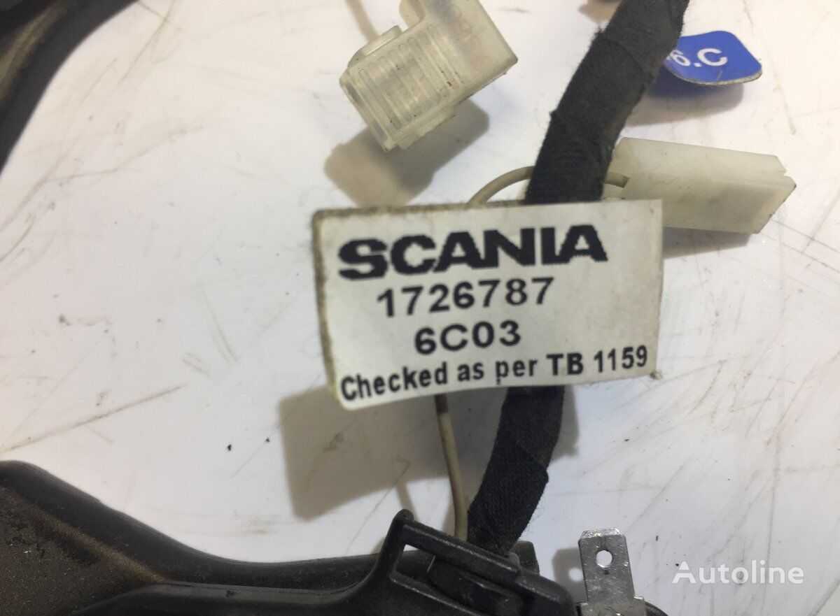 SCANIA Wiring Harness / Plugs, Others wiring for SCANIA P G R T-series (2004-) tractor unit