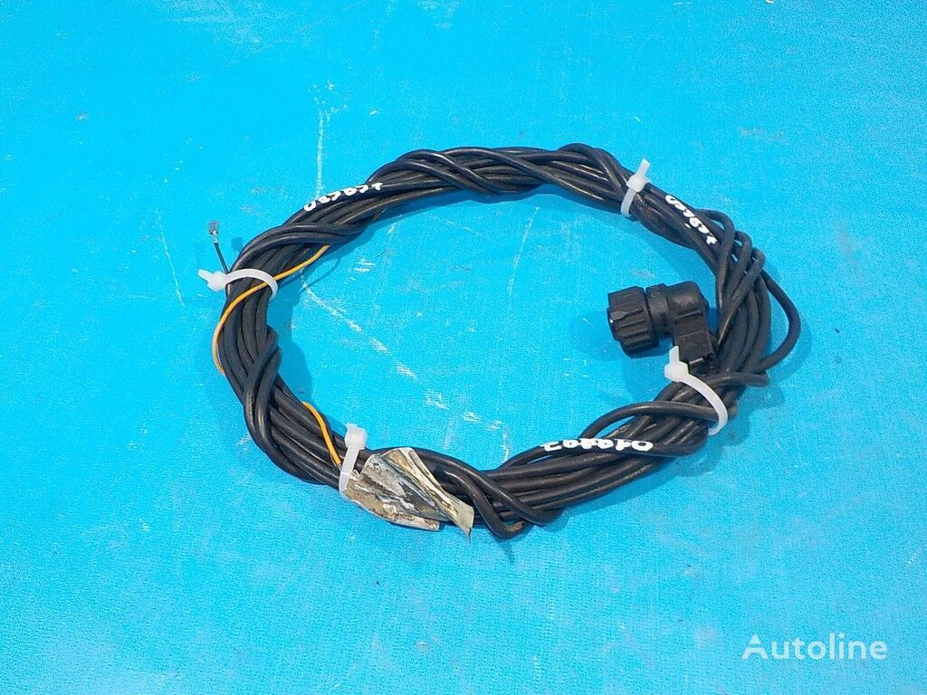 (blokirovka differenciala) wiring for SCANIA truck