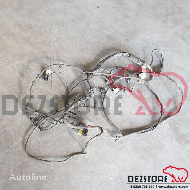 faruri + proiectoare (QXVK82) wiring for MERCEDES-BENZ ACTROS MP4 tractor unit