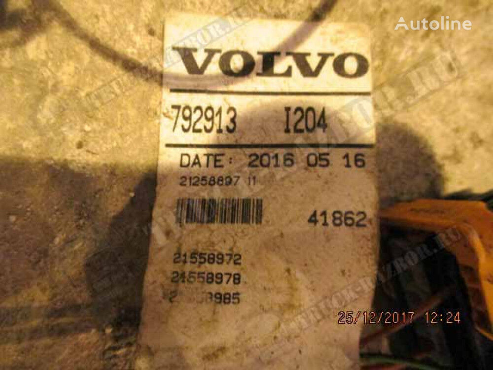 kabelnyy zhgut (21258897) wiring for VOLVO tractor unit