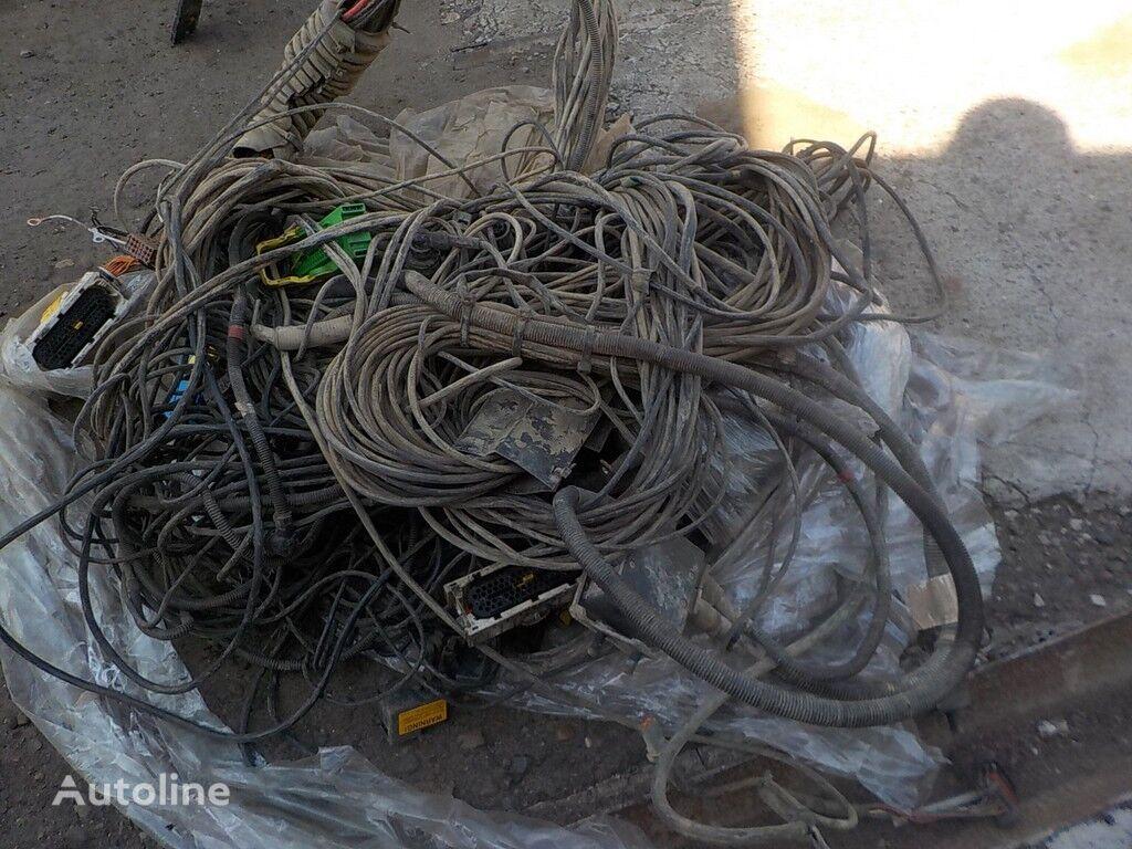Zhgut elektropovodki ramy Scania wiring for truck